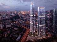 Новостройка МФК Neva Towers (Нева Тауэрс)